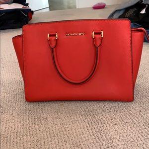Orange Micheal Korea handbag